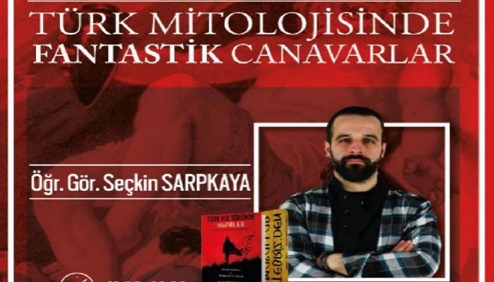 Türk Mitolojisinde Fantastik Canavarlar