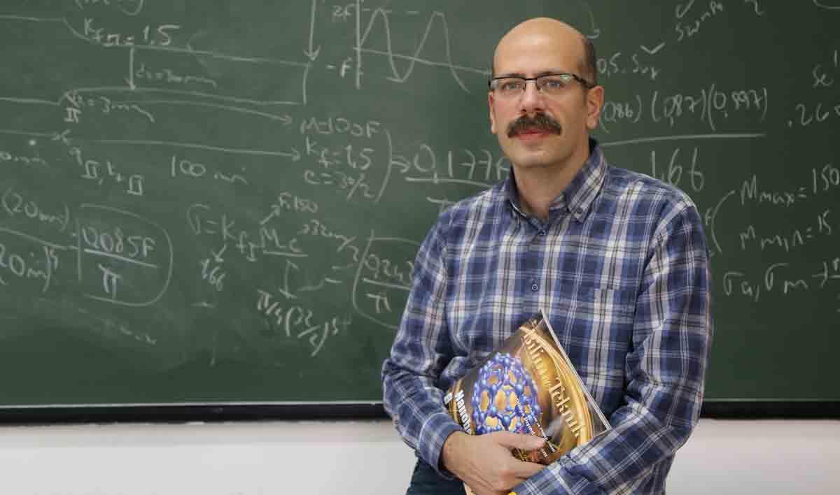 Doç. Dr Doğan Erbahar'ın Çalışması Dünyaca Ünlü Chemical Communication'ın  Kapağında!